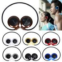 Wireless Bluetooth Stereo Sport Headset Headphone Earphone for iPhone Samsung