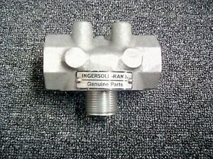 Ingersoll Rand Oil Filter Assembly Mount Mobile Diesel Air Compressor 36897387