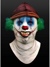 Killerclown Maske Latex Karneval Grusel Clown Horror