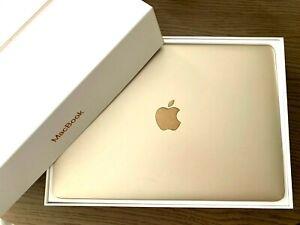 "Apple MacBook Retina 12"" Core M 1.1GHz 8GB 256GB SSD Gold (2015)"