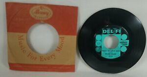 "1958 Ritchie Valens 45 Rpm Vinyl Record Single ""That's My Little Suzy"" Del-Fi"