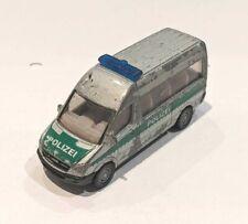 Siku 0804 0805 Mercedes Benz Sprinter Einsatzleitung Polizei