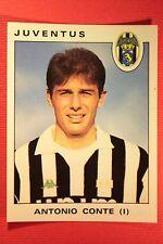 Panini Calciatori 1991/92 1991 1992 N. 189 JUVENTUS CONTE OTTIMA/EDICOLA!!