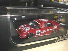 HPI RACING 8130 - Alfa Romeo 155 TS Silverstone JTCC 1994 - 1:43 Made in China