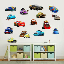 Disney Cars Collection Kids Wall Stickers Nursery Decor Boys Vinyl Decal Gift