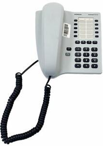 Siemens euroset 5010 Telefon analog weiß schnurgebunden