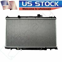 Aluminum Radiator Fits CU2443 for Honda 2002-2006 CR-V 2003-2006 Element 2.4L