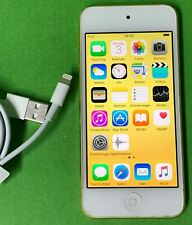 Apple iPod touch 5. Generation Gelb (32GB) (aktuellstes Modell) A1421
