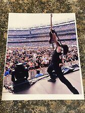 Neil Zlozower unpublished photo Big 4 show Anthrax Metallica Slayer Megadeth