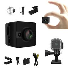 SQ12 Waterproof Mini Camera Sport Action Camcorder Video Voice Recorder