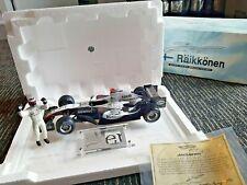 Kimi Raikkonen 2005 World Champion McLaren Mercedes MP4-20 Limited Edition 1:18