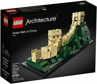 LEGO Architecture 31041 Great Wall of China (551 pieces)