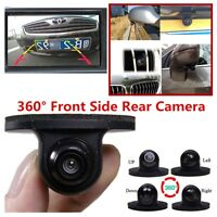 2x Rear/Front  View Car Truck Camera Reverse Backup Waterproof Parking Backup