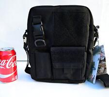 MOLLE First Aid Bag Pouch Trauma Medic Utility molle rucksack 3 (Black)