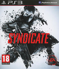 Syndicate PS3 Playstation 3 IT IMPORT ELECTRONIC ARTS