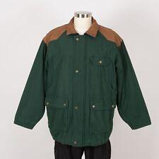 Men's Winter Jacket Size XL Green Removable Liner HUNT CLUB