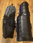 SKB Golf Hard Shell Deluxe Travel Case & Tour Collection Nylon Golf Club Bag NEW