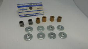 NOS Campagnolo Nuovo / super record Derailleur pulley rebuild parts 931/a 931/b