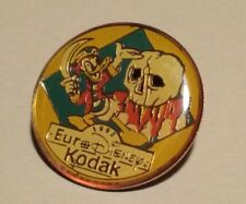 PIN'S EURO DISNEY DONALD PICSOU 1992 KODAK OFFICIAL SPONSOR DISNEY DIFFUSION