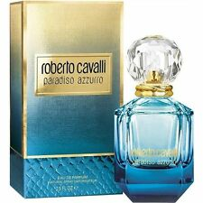 Roberto Cavalli Paradiso AZZURRO Eau De Parfum Perfume 75ml