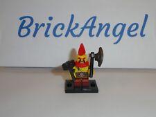NEW LEGO Collectible Mini Figure 71018 Battle Dwarf Series 17
