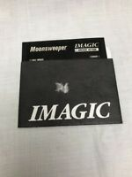 RARE MOONSWEEPER Commodore 64 FLOPPY DISK