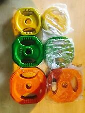 Unbranded Strength Training Weight Plates