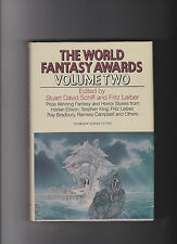 WORLD FANTASY FANTASY AWARDS.VOL.2.SIGNED BY MANY.1980 FIRST EDITION HB WITH DJ