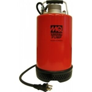 """Multiquip's ST2047 Submersible Centrifugal Pump 2"""" 115V, 1HP, 87 GPM 47' Head"""