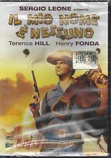 Dvd **IL MIO NOME E' NESSUNO** con Terence Hill nuovo sigillato 1973
