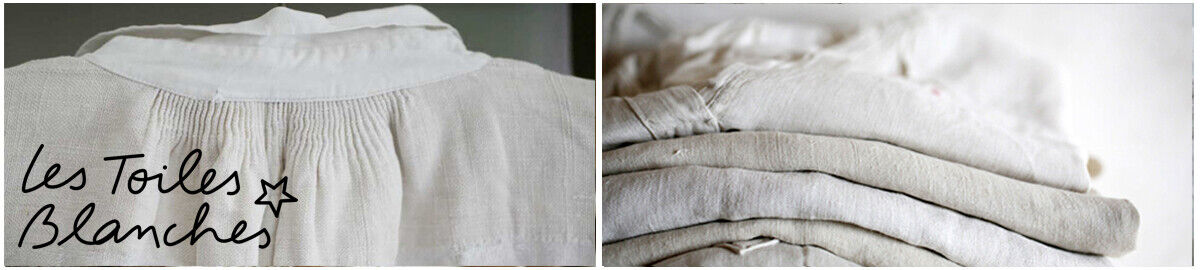 Antique French Linen