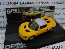 OPE85 voiture 1/43 IXO eagle moss OPEL collection : SPEEDSTER 2000/2005
