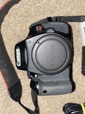 Canon EOS T3i/600D 18 MP CMOS Digital SLR Camera - Body Only