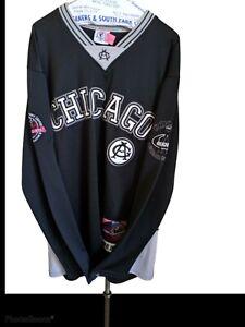 CHICAGO Baseball Jersey PNLPA #19 Men's XL Negro Leagues American Giants RARE.