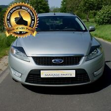 -= FORD MONDEO MK4 MKIV 2007-2013 Headlamp Eyebrows Eyelids = ABS PLASTIC =-