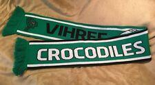 Seinajoki Crocodiles American Football Team Scarf Finland Vihree Iskee EUC