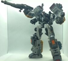 Transformers Power Core Combiner Crankcase & MakeToys Mobine Series Upgrade