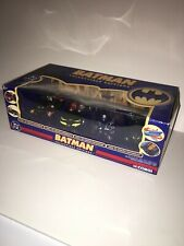 Corgi Classics Batman Collectible Editions 1:43 Scale Die Cast Batmobiles NIB