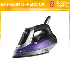 Russell Hobbs 21262 Smartfill Steam Iron with Removable Water Tank, 2400 W