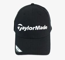TaylorMade Golf Cap Hat 3D Logo Mens Womens Black b1121401 Adjustable Gift Auth