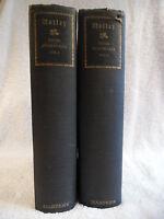 United Netherlands Motley 2 Volumes 1888 1895 Illustrated 1-7AA