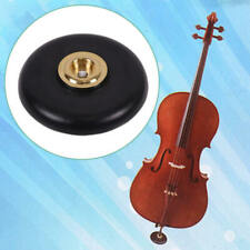 Cello End Pin Non-slip Mat Stopper Holder Round Cello Pad Floor Protector EFD