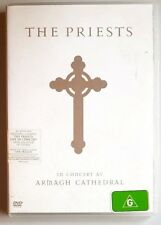 The Priests - In Concert At Armagh Cathedral (DVD) **LIKE NEW** (All Regions)