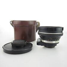 Für Exa Bajonett Export Flektogon aus Jena 4/25 Objektiv / lens + case