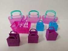 Shopkins Shopping Baskets Lot!