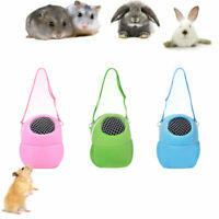 Pet Carrier Hamster Carry Pouch Warm Portable Safety Bag Travel Cage Outgoing A