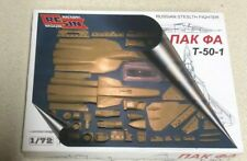 Resin Magazin 1/72 T-50-1 Russian Stealth Fighter