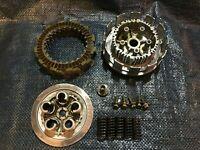 2004 04 Honda Crf250r Crf 250 R Crf250 Clutch Assembly Basket Hub Pressure Plate