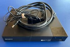 New listing Sony Bdp-S3700 Blu-Ray and Dvd Player Full Hd 1080p Built in Wi-Fi with Apps