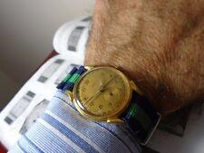 Relógio Oris Militar Calendário Periférico Antigo Cal 453
